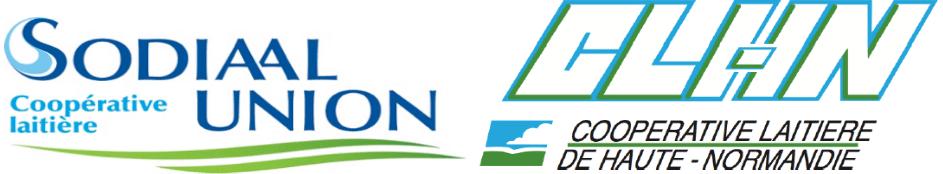 Logo SODIAAL CLHN